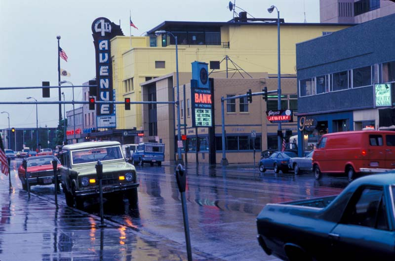 Anchorage Used Cars >> Remembering Anchorage In The Seventies: Stephen Cysewski