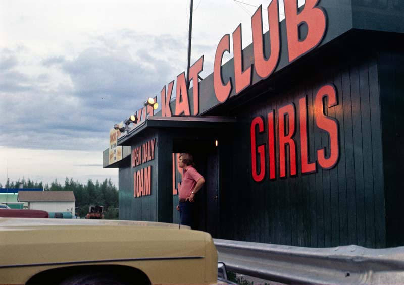 Kit Kat Club Anchorage '70s